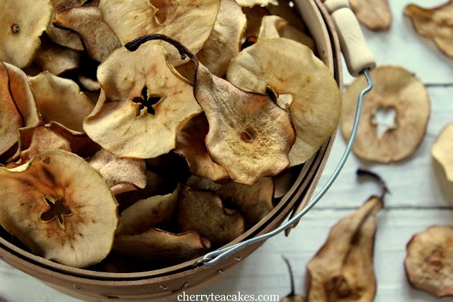 Pear and Apple Chips #Paleo | Unrefined Cuisine: Breaking Away From P ...
