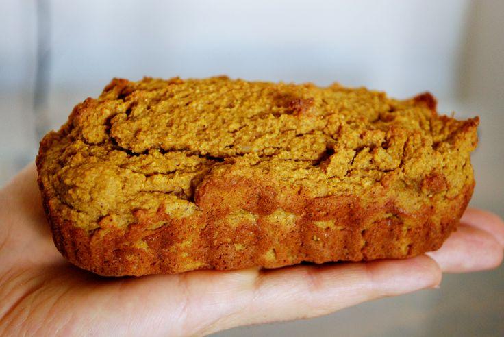 paleo pumpkin bread | Paleo | Pinterest
