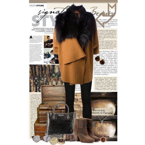 """Brown Creative Whim..."" by stacey-yecats on Polyvore"