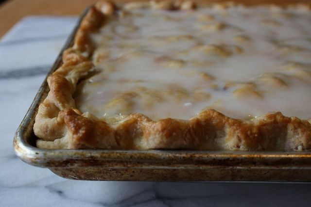 pie for a crowd ... Sour Cherry Slab Pie This looks amazing and feeds ...