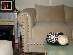 Sofas de terciopelo