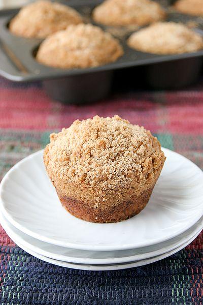 banana crumb muffins | Baking ideas | Pinterest