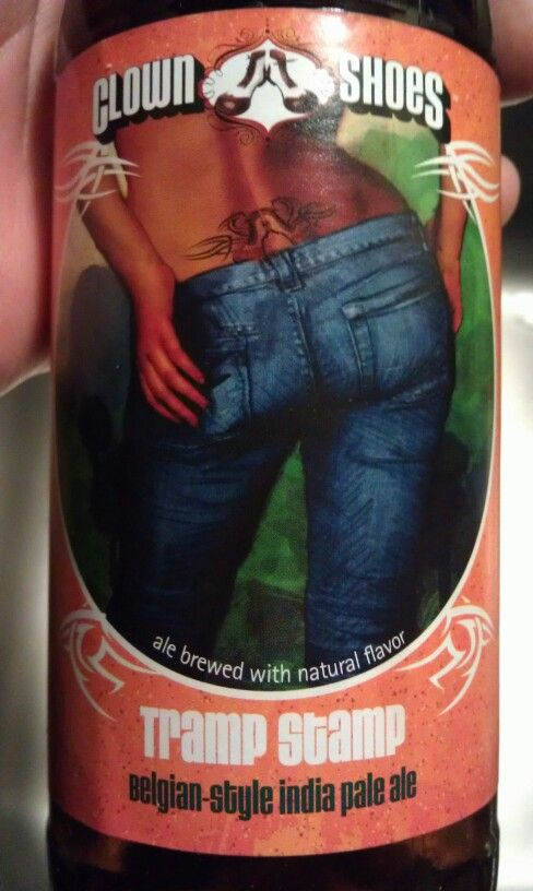 Clown Shoes Tramp Stamp belgian IPA 7% acl