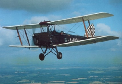 Experience the golden age of aviation with a 30 minute flight in a Tiger Moth.  Choose to fly the plane if you wish!