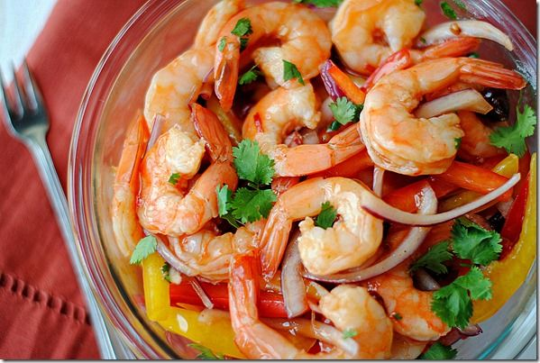 Chipotle Shrimp Cocktail | (mostly) clean eating | Pinterest