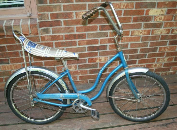 Girls Schwinn Collectible Bicycles : Vintage schwinn stingray girls bicycle celtic pinterest