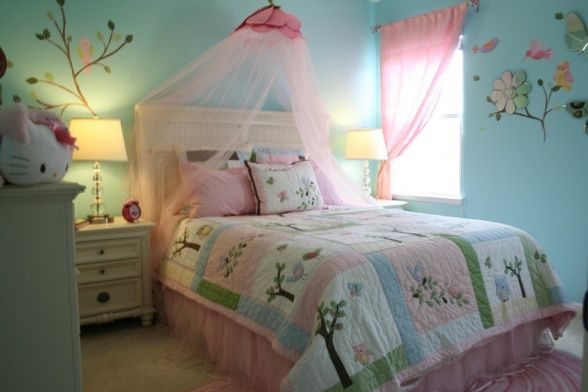 Bedroom Just Finished Updating My Little Girls Bedroom Walls Are