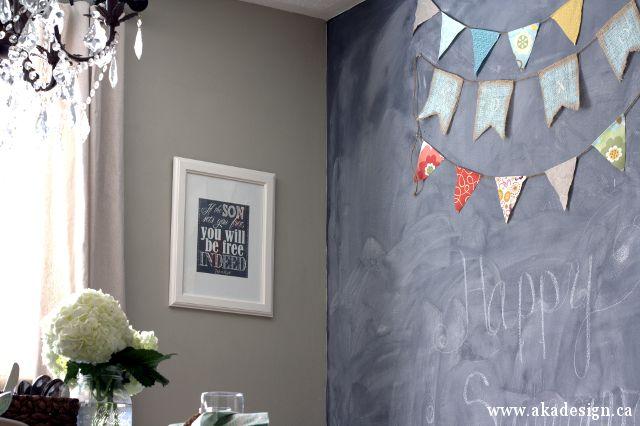 ... Sherwin Williams Chalkboard Wall – Rust-Oleum Chalkboard Paint in