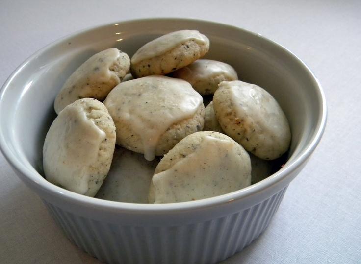 chai egg nog cookies