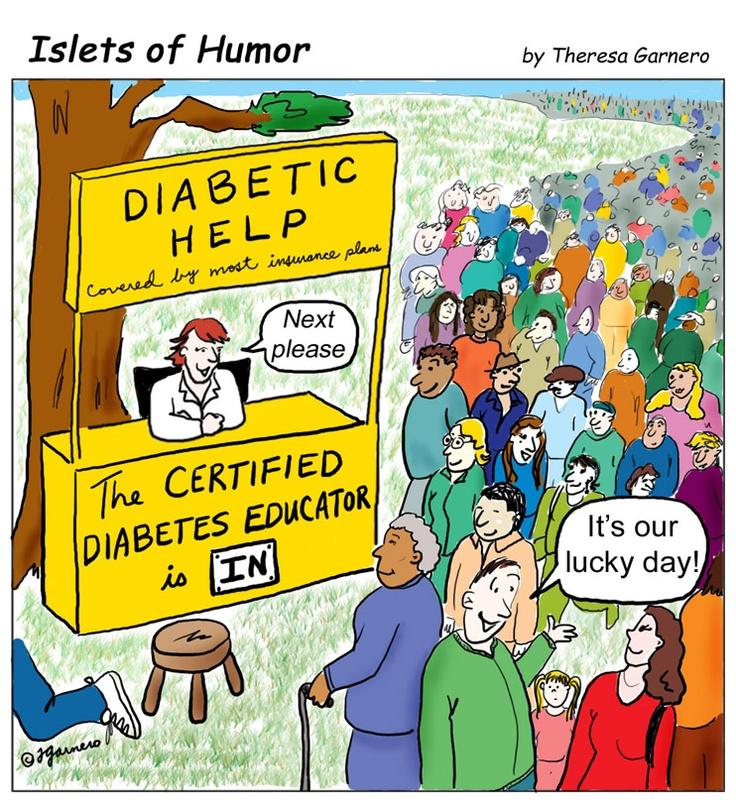 Certified Diabetic Educator   Diabetic Humor   Pinterest
