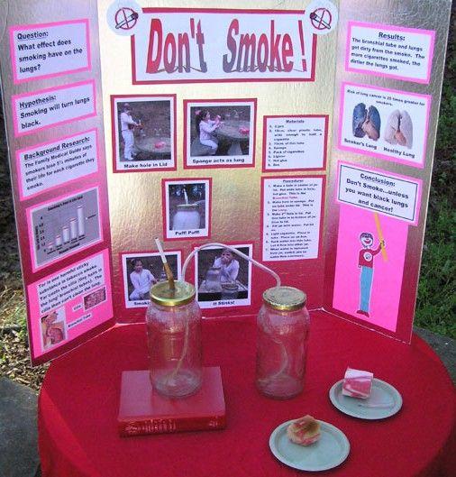 7th grade science fair project ideas