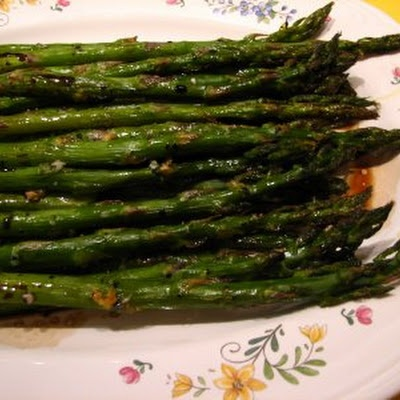 Asparagus Roasted with Balsamic Vinegar | Appetizers & Super Sides ...