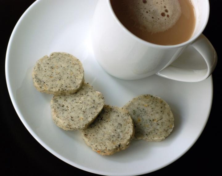 Earl Grey Tea Cookies | Secret Garden Party | Pinterest