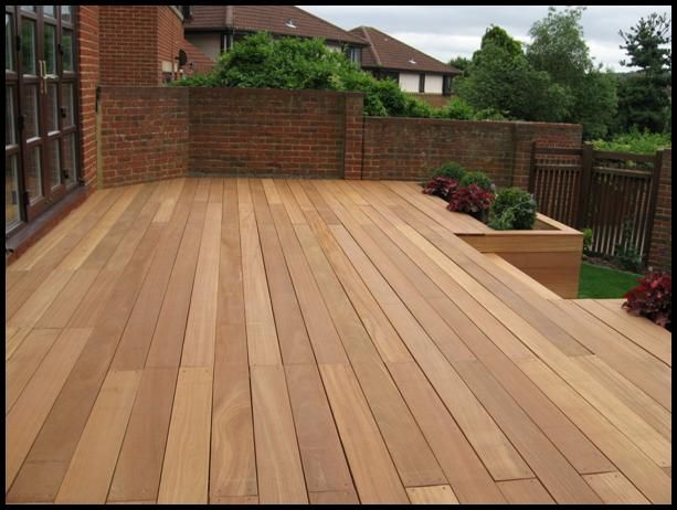 Beautiful wood decking garden ideas pinterest for Beautiful garden decking