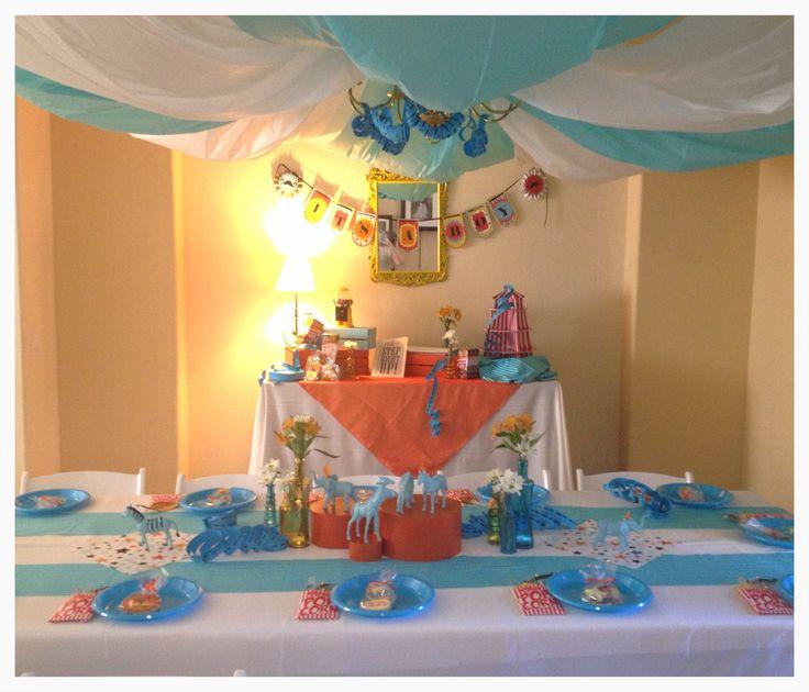 Pinterest - Carnival themed baby shower ideas ...