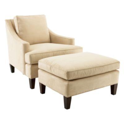 ballard designs manchester chair ottoman overall 35 h x 35 w