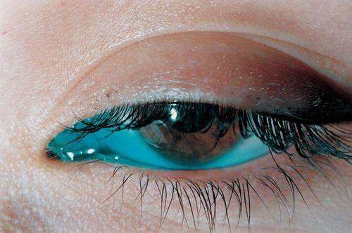 Eye, 1996  Elinor Carucci