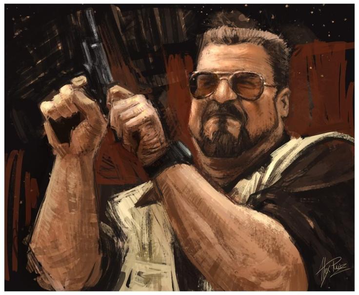 Walter - The Big LebowskiThe Big Lebowski Walter