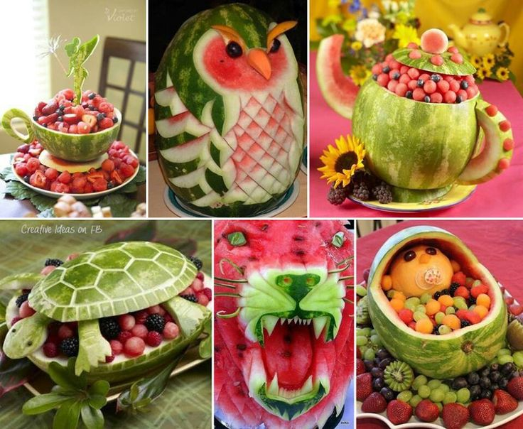 Fruit display ideas party planning ideas pinterest - Fruit designs for parties ...