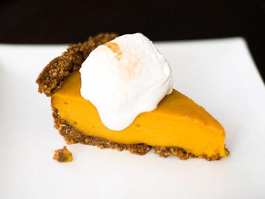 Butternut Squash Pie | Recipe