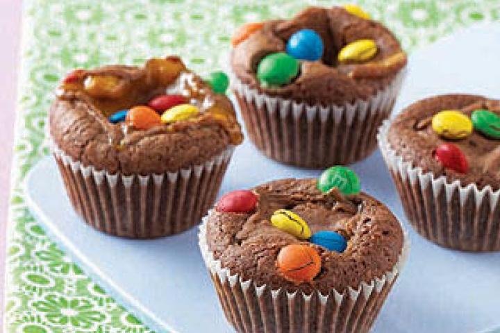 Snickers Brownie Bites | Amazing Foods | Pinterest