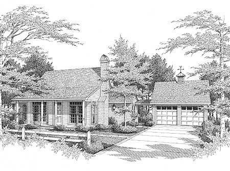 Starter or empty nester for Empty nester house plans
