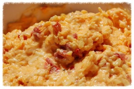 for: Homemade Pimento Cheese Spread 4 oz. (1/2 package) cream cheese ...
