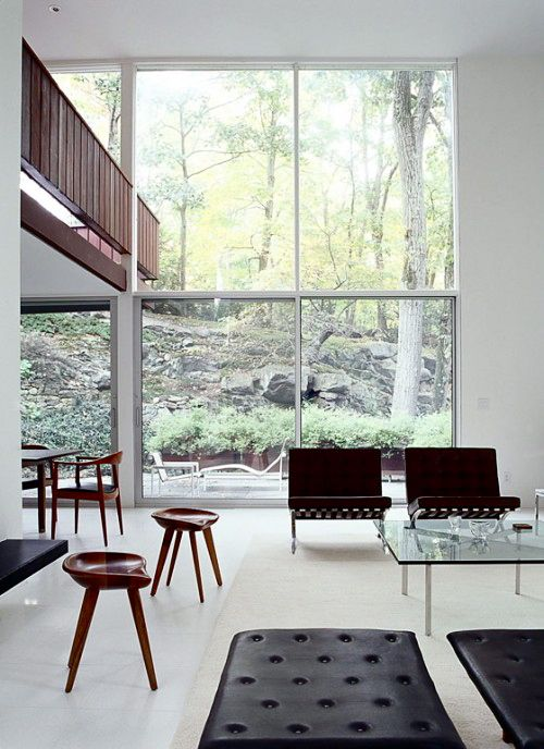Mid Century Modern Homes Interior Love Pinterest
