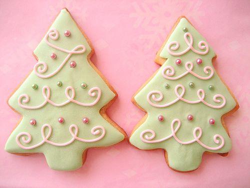 Creative easy christmas cookies