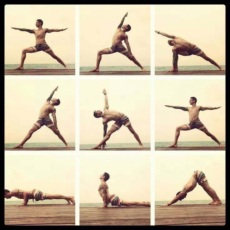 Try These Poses From Baron Baptiste Yoga Pro And Former Assistant