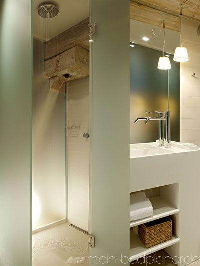 beleuchtung dusche wand verschiedene ideen f r die raumgestaltung inspiration. Black Bedroom Furniture Sets. Home Design Ideas