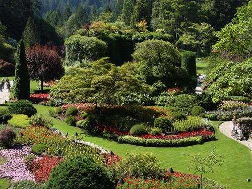 Sunken Gardens St Petersburg Travel Botanical Gardens Arboretums