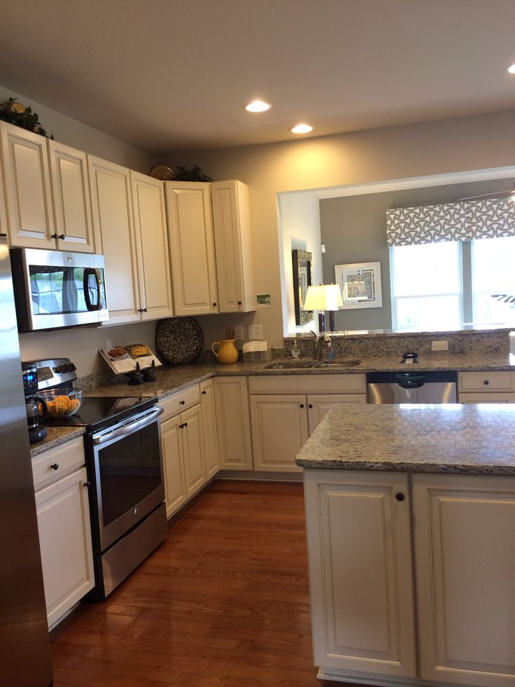 Kitchen, Ryan Homes, Rome  Kitchen  Pinterest