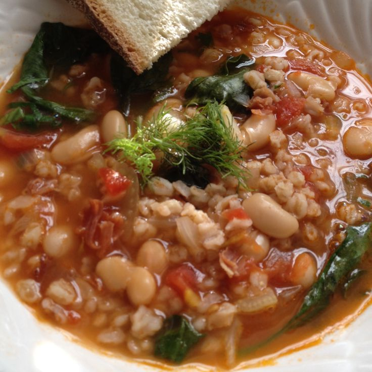 ... by Amelia's Kitchen For The Home Cook on Delicious Soups | Pinter