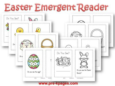 emergent readers for preschoolers | just b.CAUSE