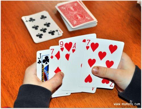 7 8 card game