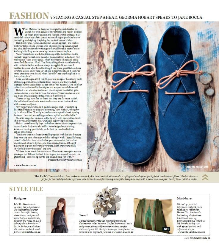 Hobes | Classic Handmade Footwear | Casual Style