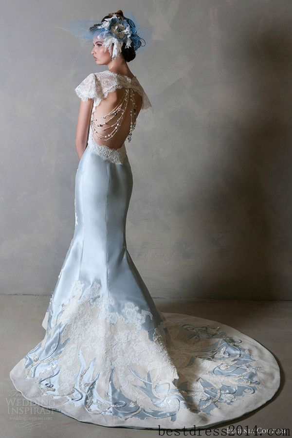 Non Traditional Wedding Dress Lace : For the more non traditional bride bridal gowns
