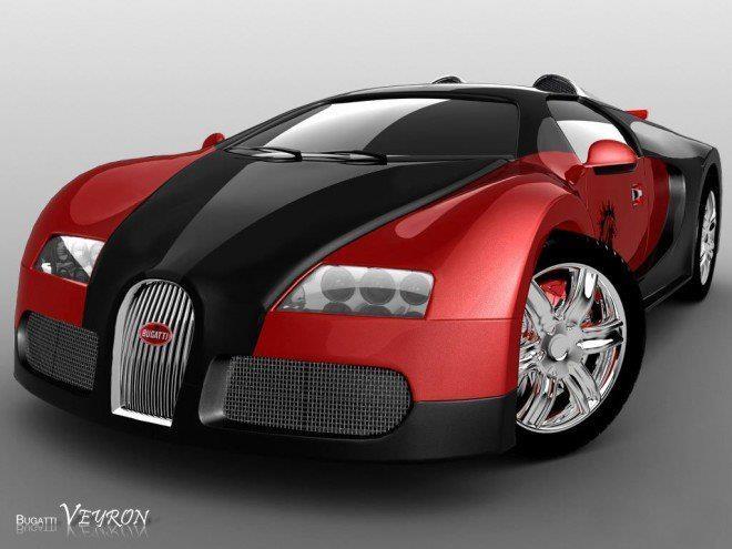 Bugatti Veyron  World ...