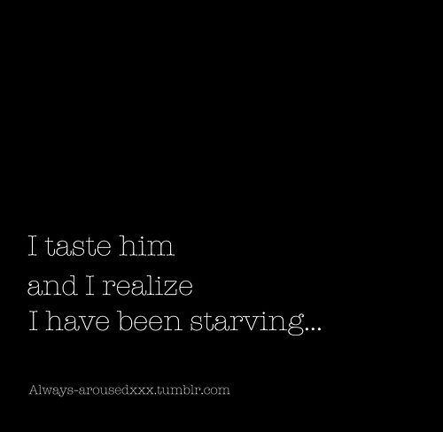 sooooo hungry