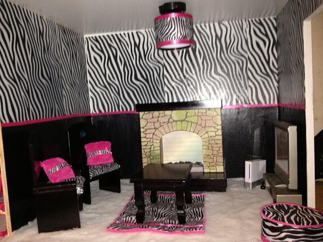 ... American Girl Living Room Journey Girl Lodge Set Handmade Pillows ... Part 39