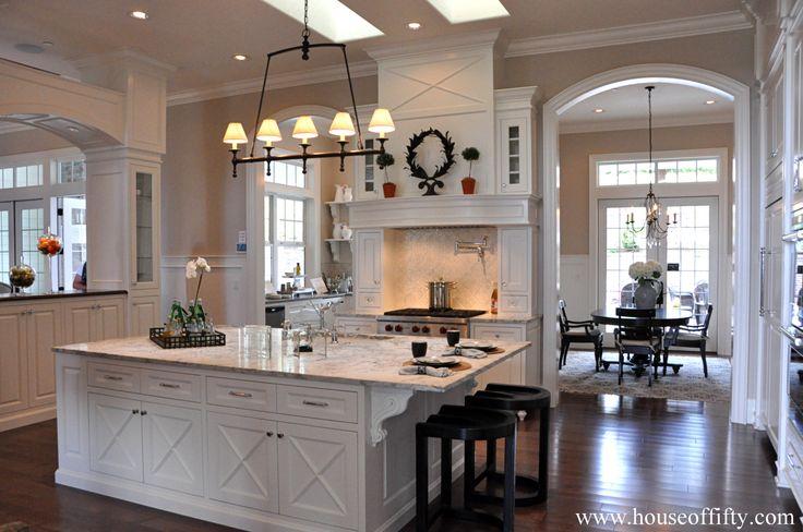 Beautiful Open Kitchen Good Ideas Pinterest
