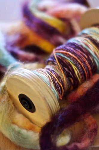 Handspun from just maryse