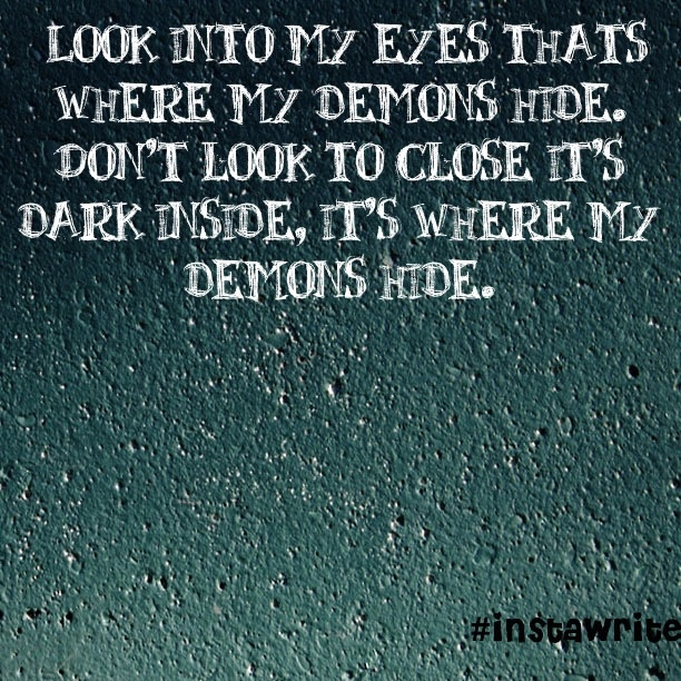 imagine dragons demons lyrics song - photo #17