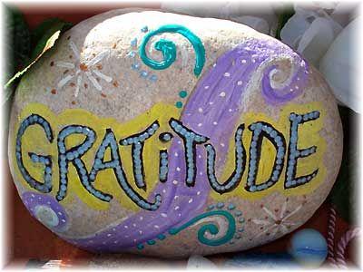 Gratitude + Gratitude + Gratitude = Abundance
