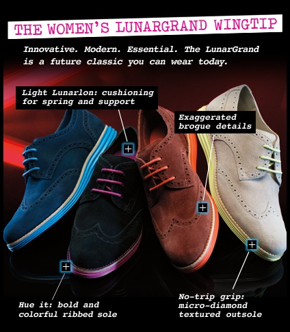 Cole Haan. Womens Oxford Shoes