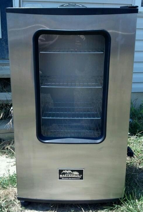40 quot electric smoker will be an addition to our 30 quot electric smoker