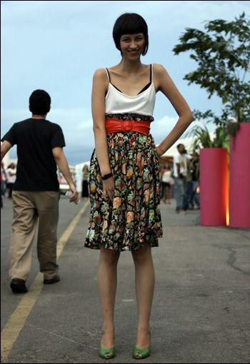 Brazil Street Style Fashion On The Street Pinterest