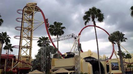Universal Studios' Hollywood Rip, Ride Rockit