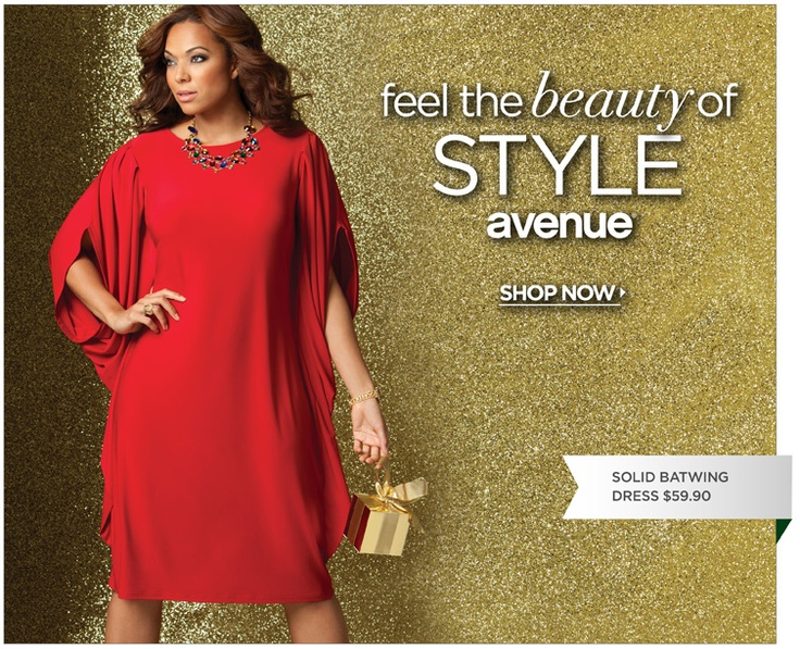 branch shops with plus size attire